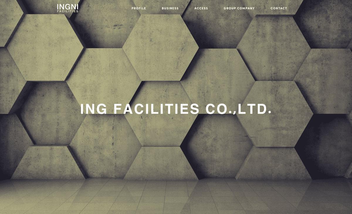 ING FACILITIES CO.,LTD.